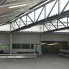 Asal Offenburg stahlhalle wintergarten lagehalle sonderkonstruktion freiburg